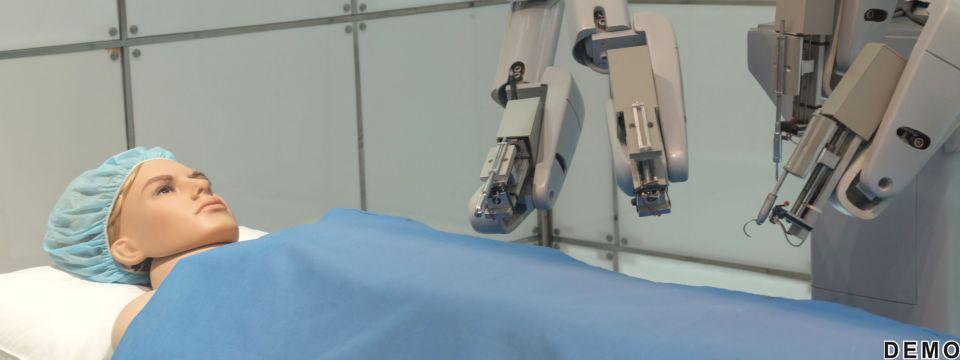 Robotic Urology Surgery